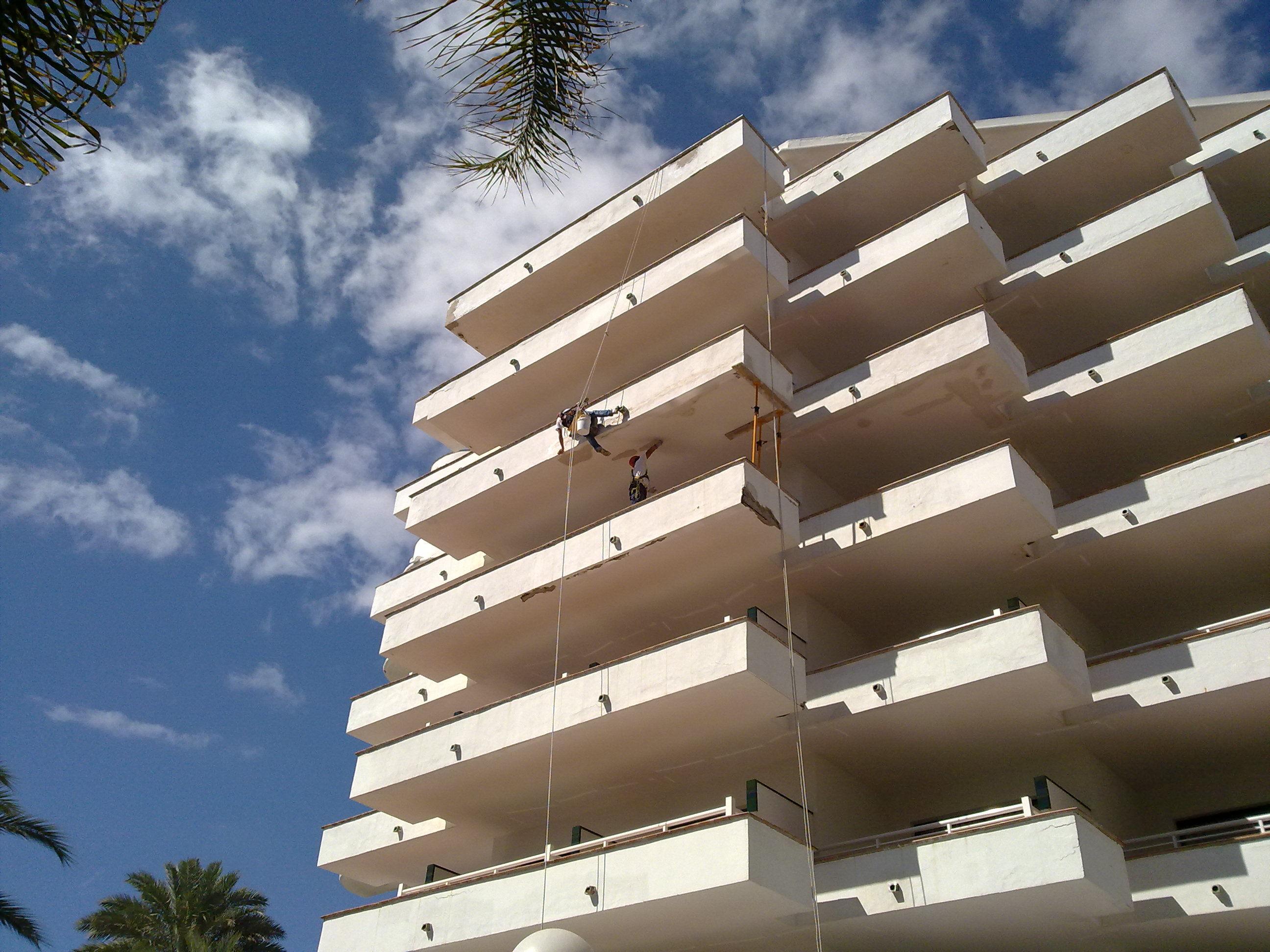 Foto 207 de Trabajos verticales en Tuineje | Vertimax