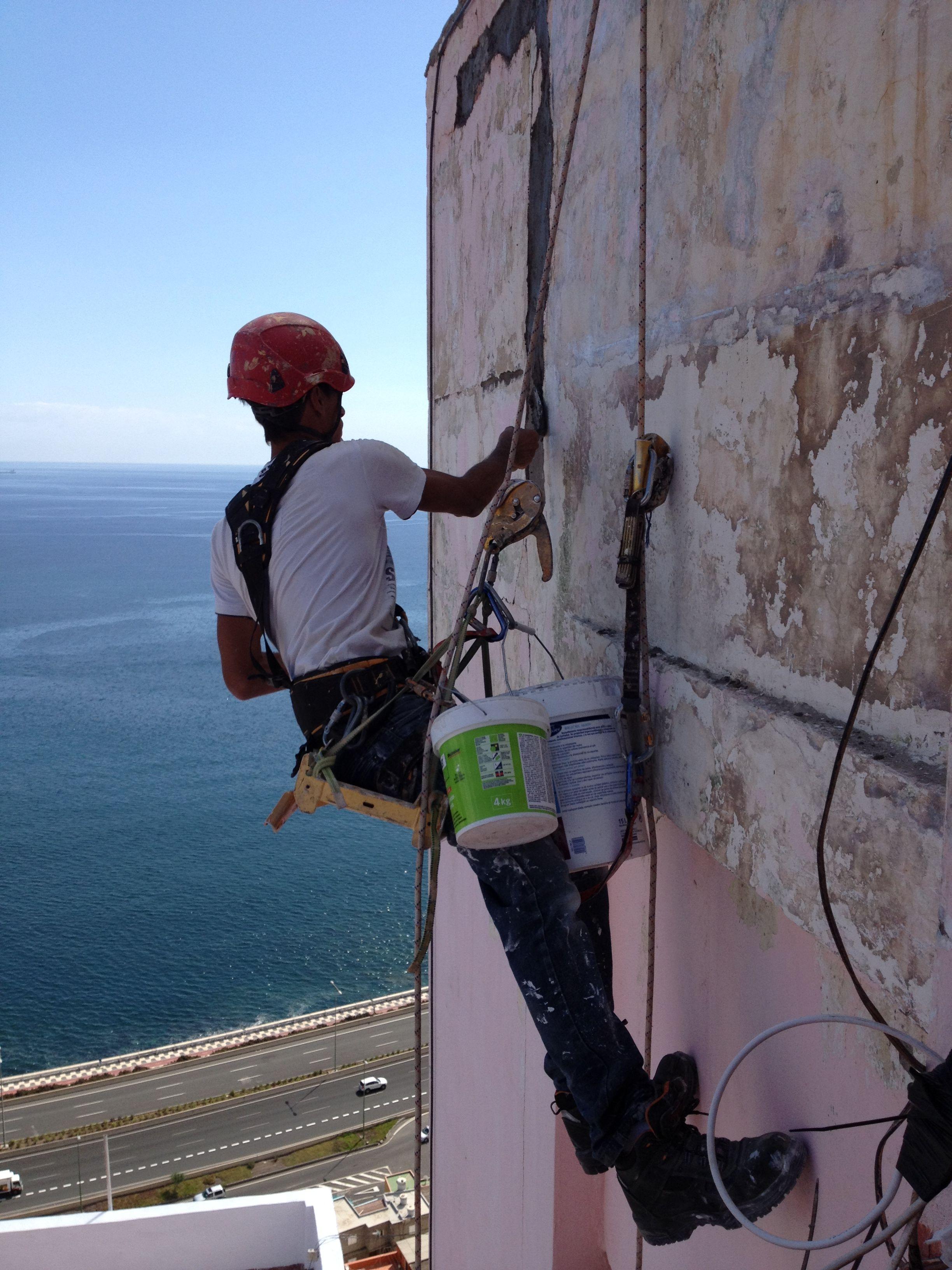 Foto 208 de Trabajos verticales en Tuineje | Vertimax