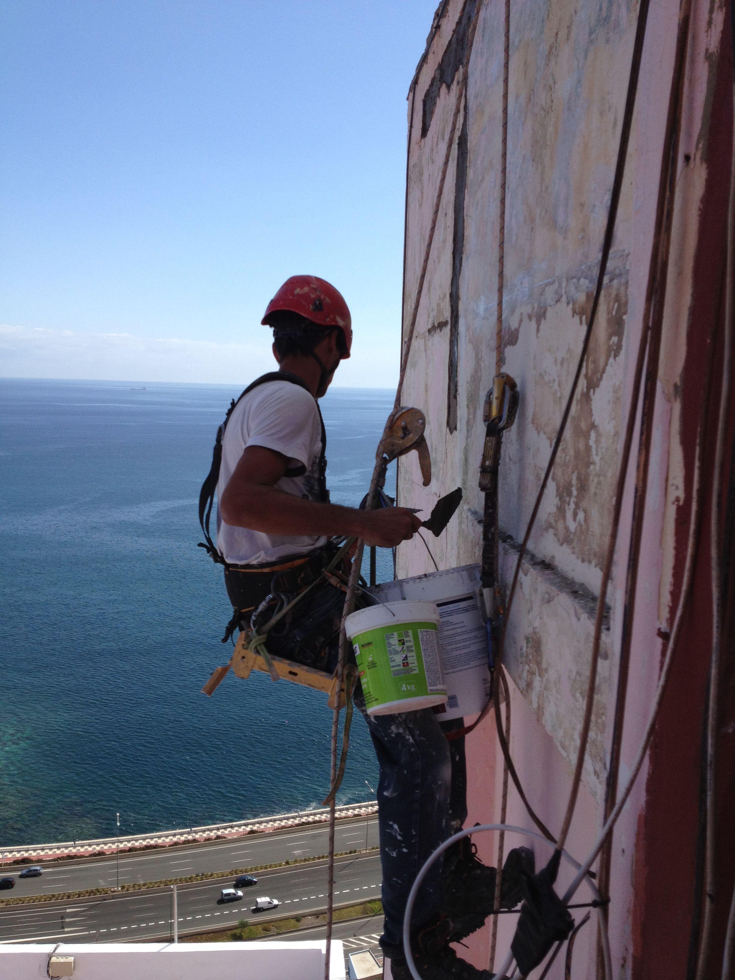 Foto 247 de Trabajos verticales en Tuineje | Vertimax