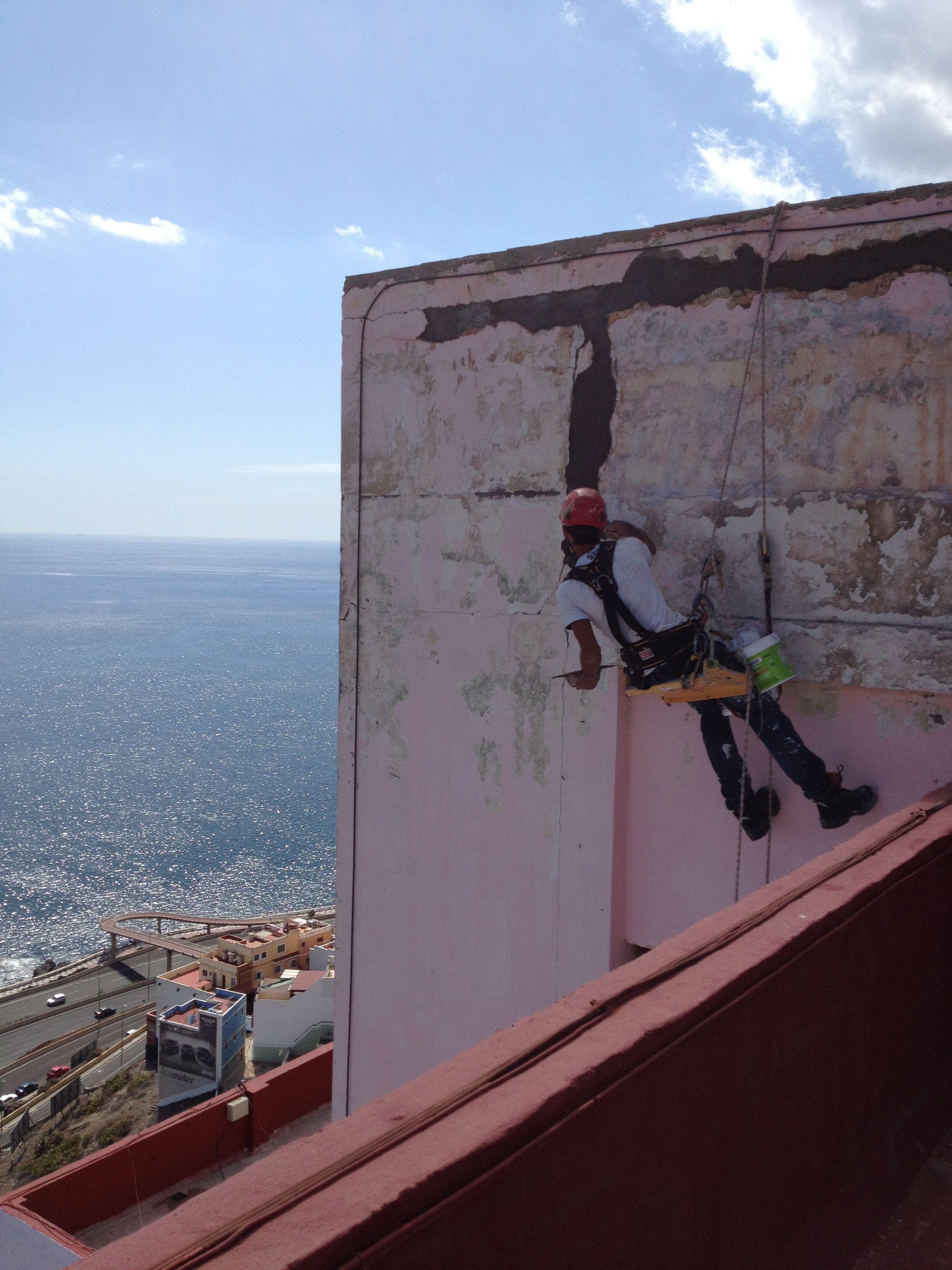 Foto 211 de Trabajos verticales en Tuineje | Vertimax