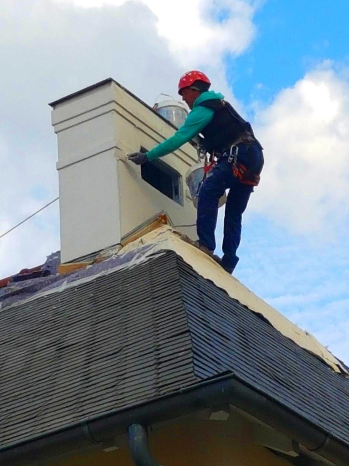 Foto 107 de Trabajos verticales en Tuineje | Vertimax