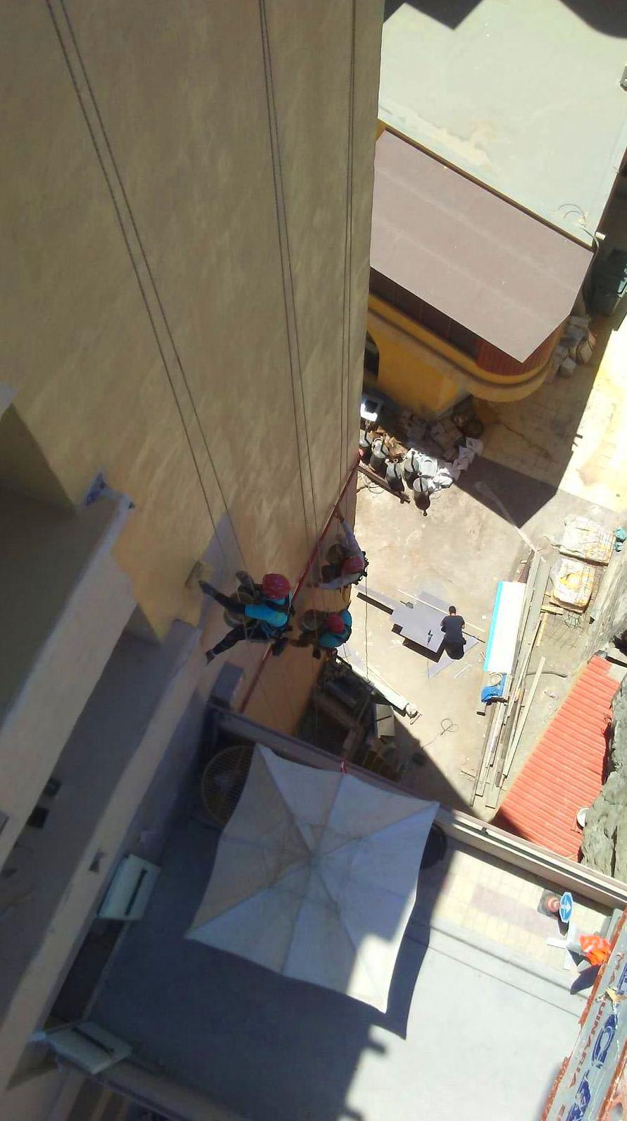 Foto 57 de Trabajos verticales en Tuineje | Vertimax