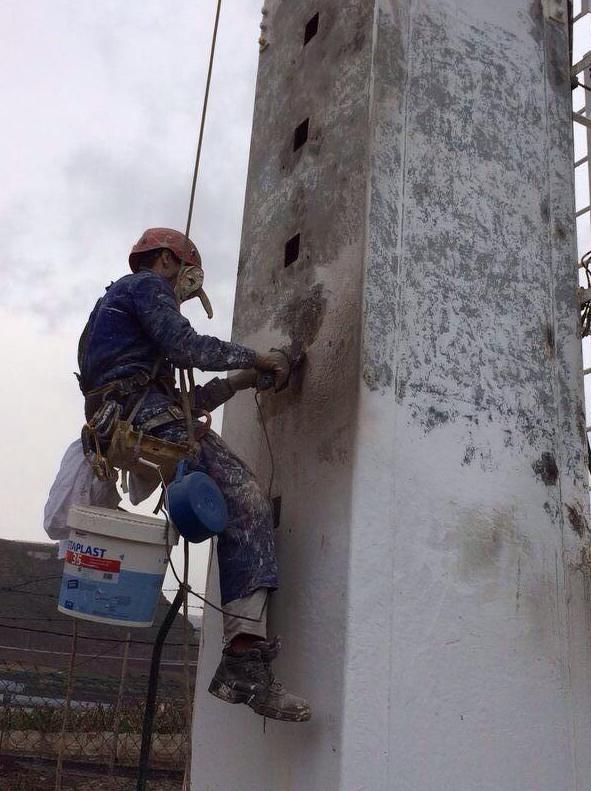 Foto 256 de Trabajos verticales en Tuineje | Vertimax