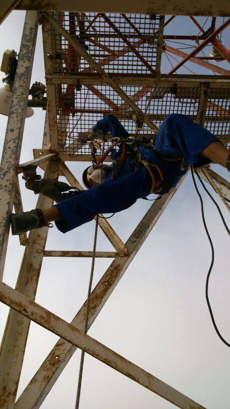 Foto 298 de Trabajos verticales en Tuineje | Vertimax