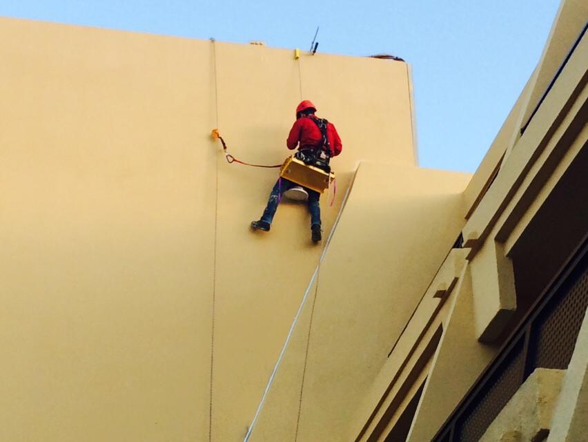 Foto 289 de Trabajos verticales en Tuineje | Vertimax