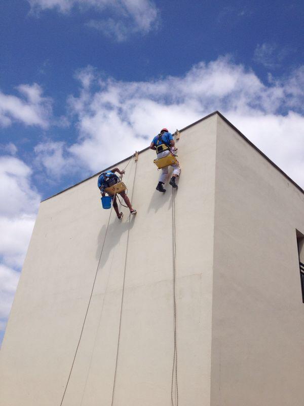 Foto 250 de Trabajos verticales en Tuineje | Vertimax