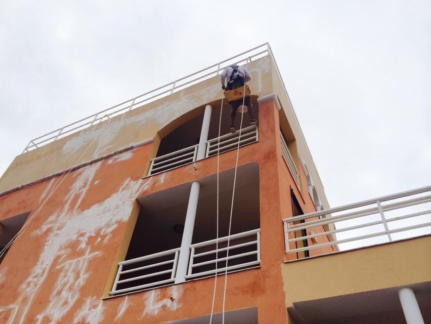 Foto 284 de Trabajos verticales en Tuineje | Vertimax