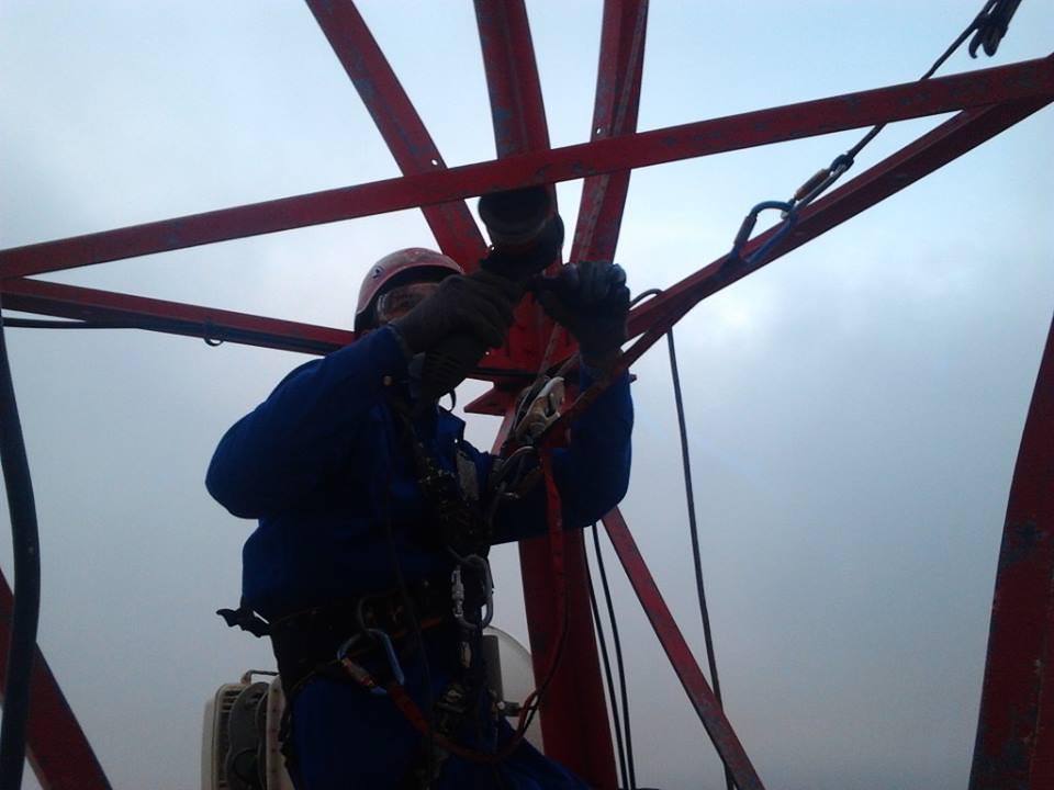 Foto 262 de Trabajos verticales en Tuineje | Vertimax