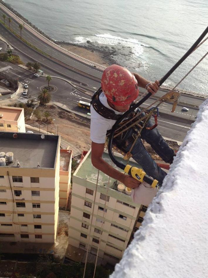 Rehabilitación de fachadas Fuerteventura