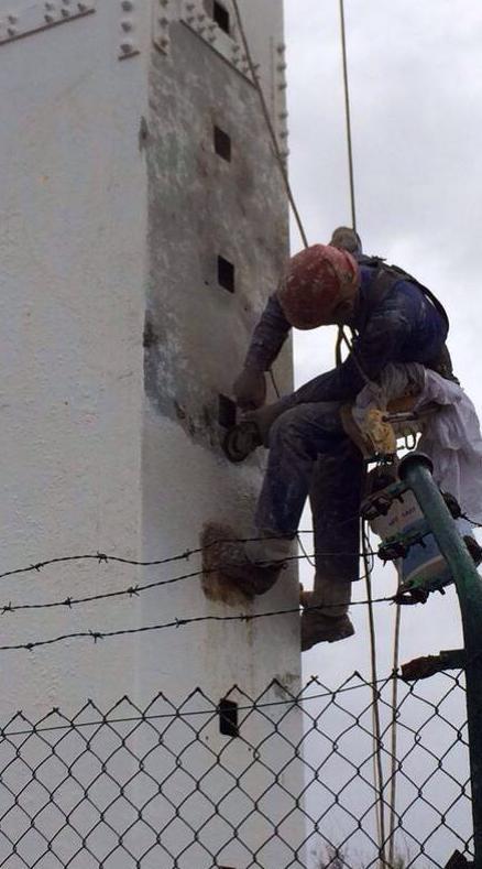 Rehabilitación de fachadas Tenerife