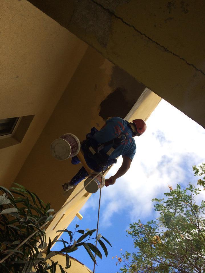 Foto 243 de Trabajos verticales en Tuineje | Vertimax