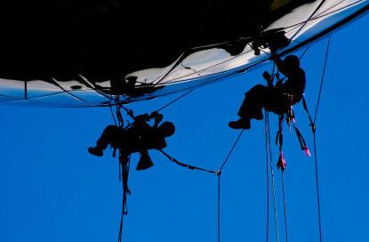 Foto 29 de Trabajos verticales en Tuineje | Vertimax