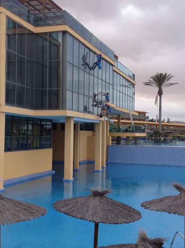 Rehabilitación de edificios Tenerife