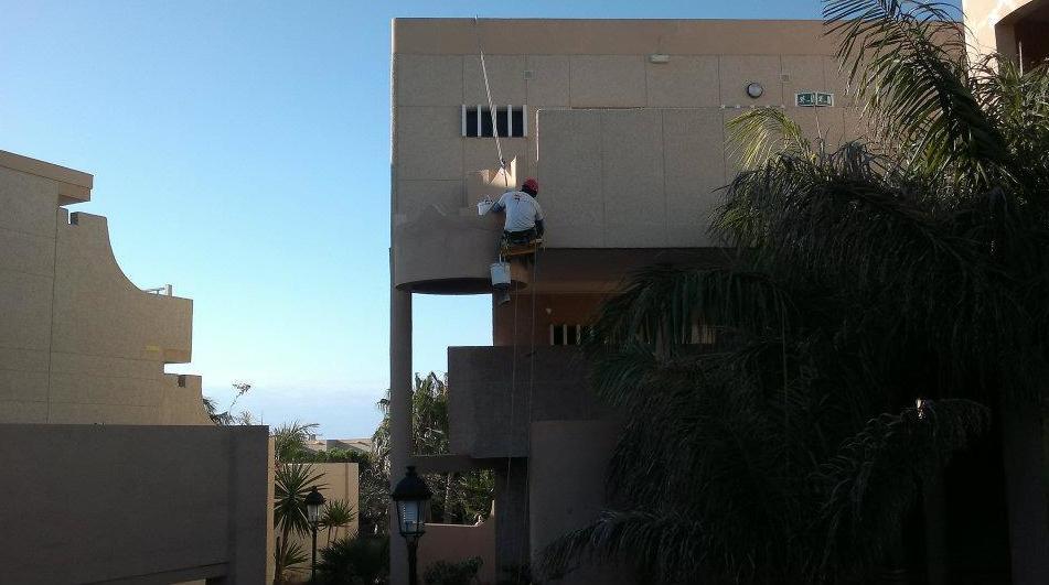 Foto 145 de Trabajos verticales en Tuineje | Vertimax