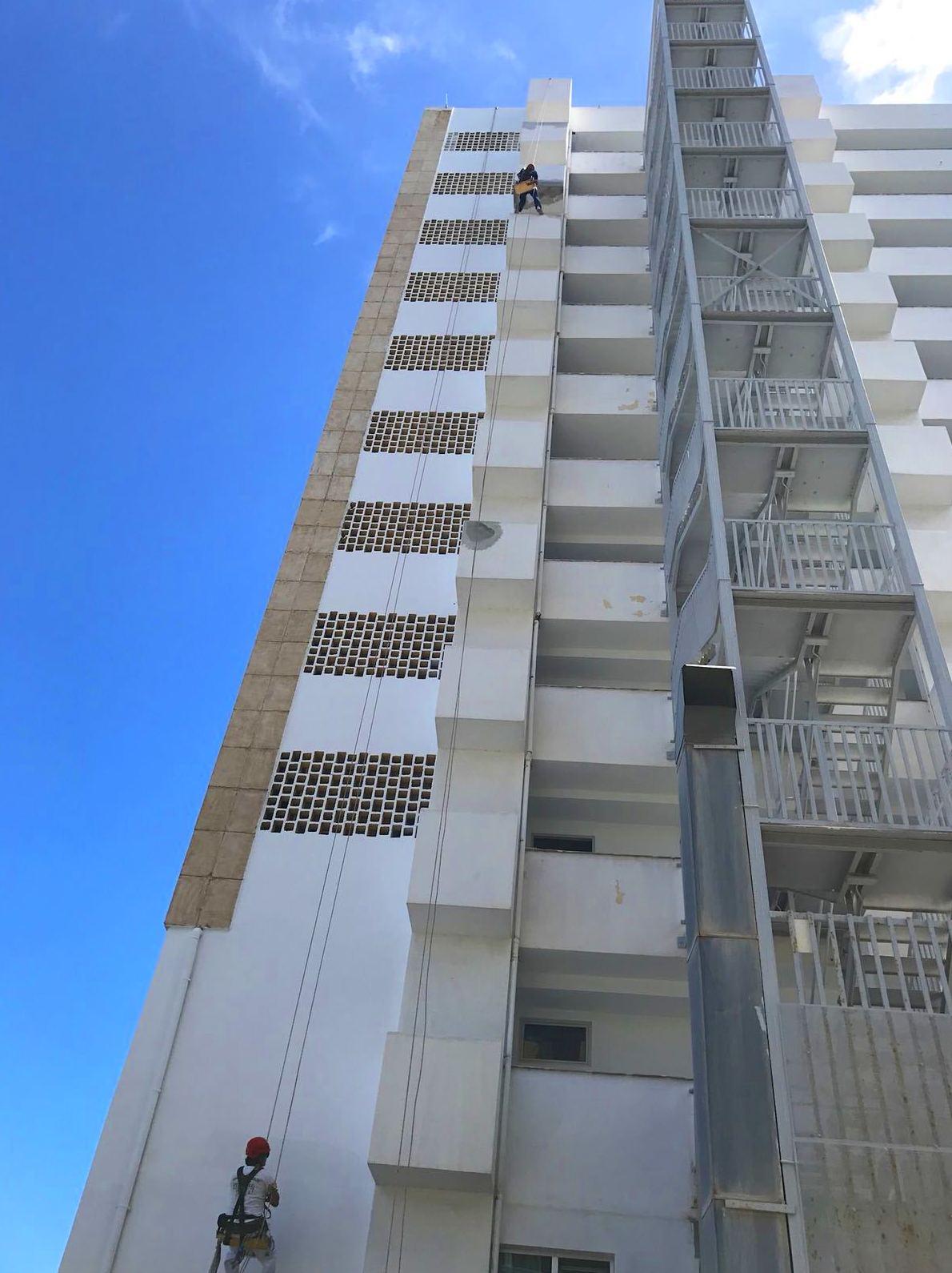 Foto 105 de Trabajos verticales en Tuineje | Vertimax