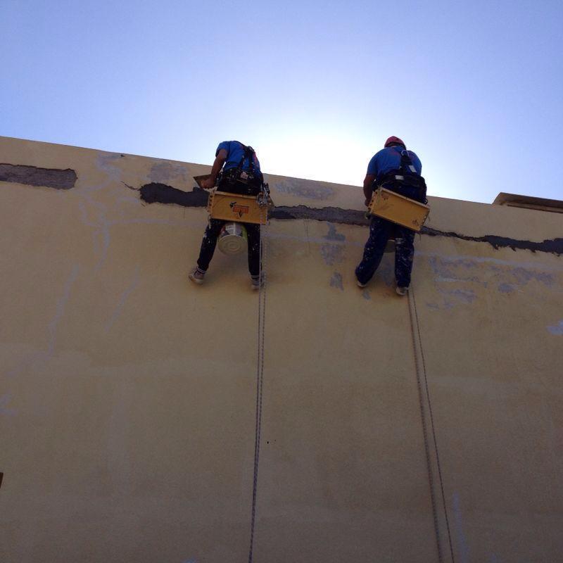 Foto 242 de Trabajos verticales en Tuineje | Vertimax