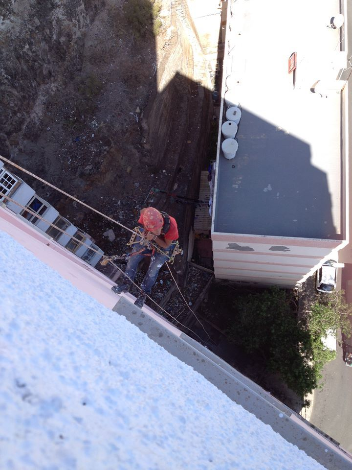 Foto 239 de Trabajos verticales en Tuineje | Vertimax