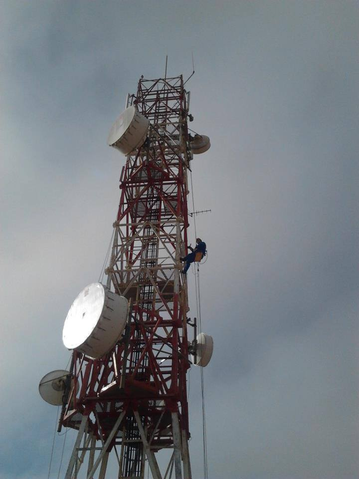 Foto 296 de Trabajos verticales en Tuineje | Vertimax