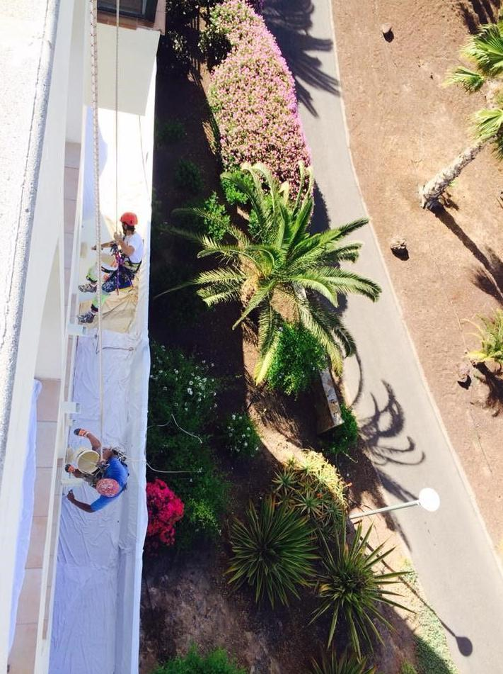 Foto 286 de Trabajos verticales en Tuineje | Vertimax