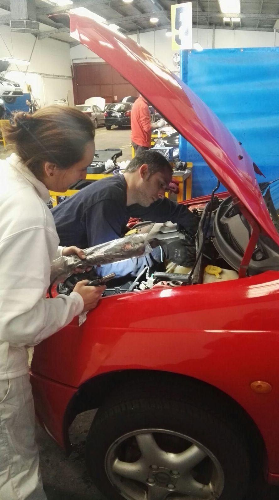 Taller de mecánica de coches en Zaragoza