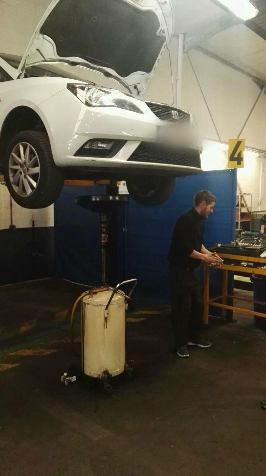 Reparación de coches en Zaragoza