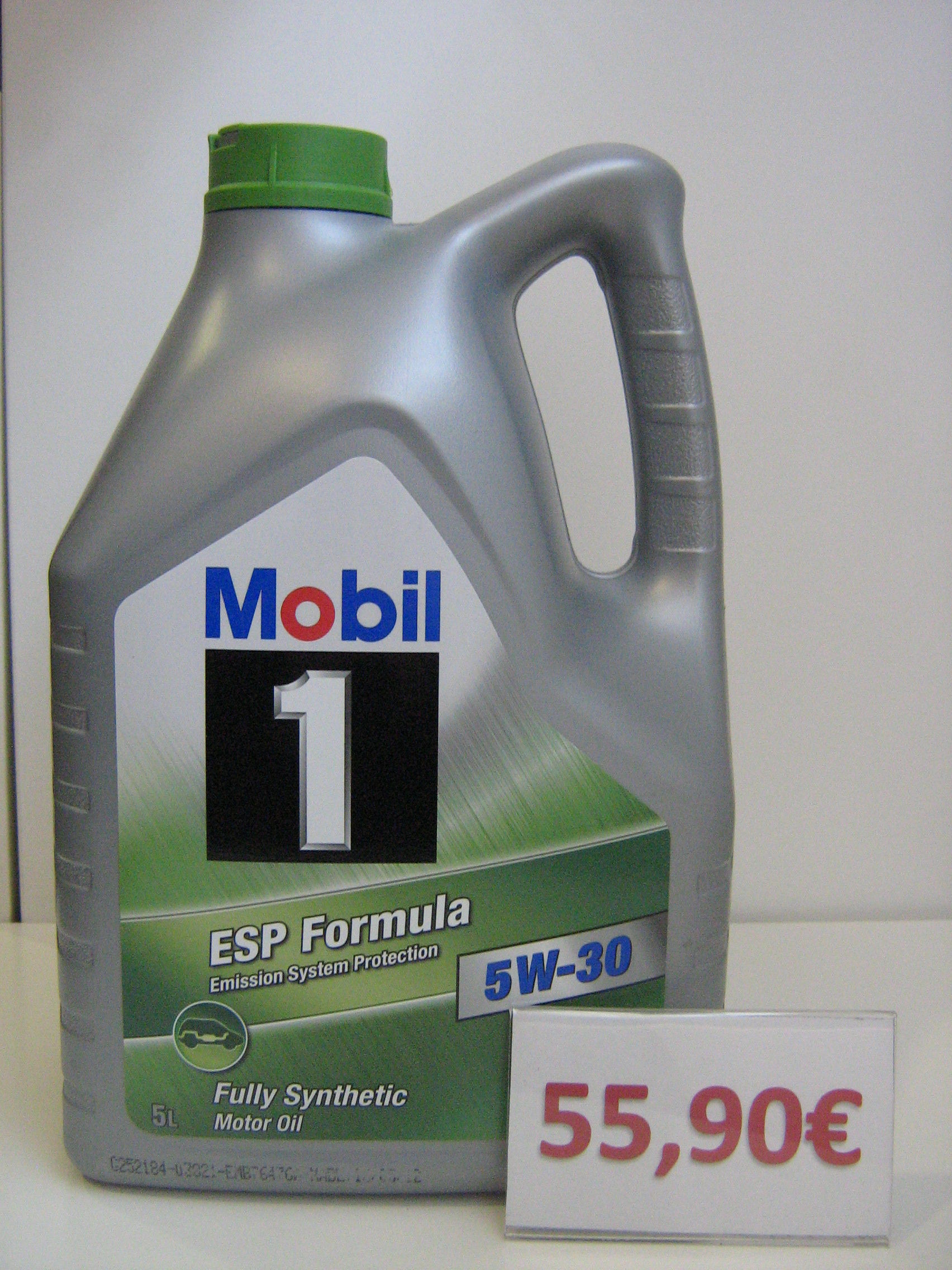 MOBIL 1  5W30: Servicios de Safety Car }}