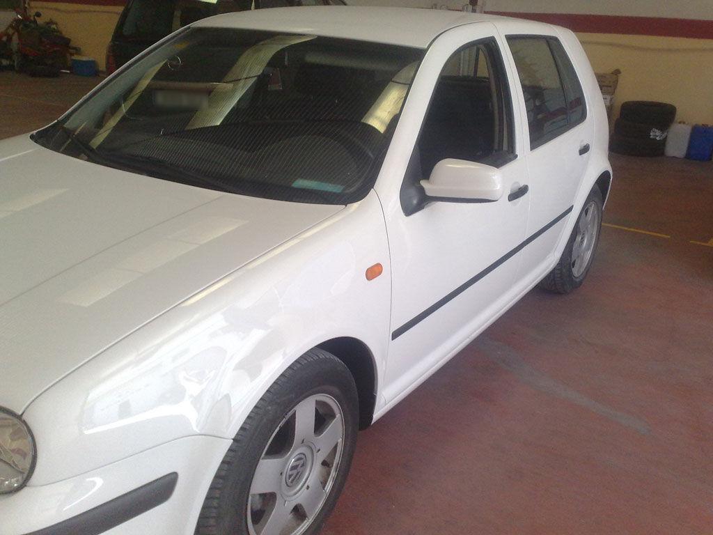 Foto 33 de Talleres de chapa y pintura en Jaén | Auto Rapid