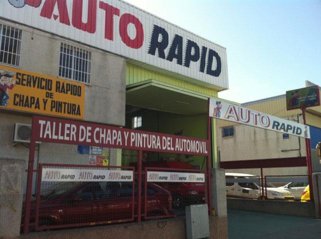 Foto 24 de Talleres de chapa y pintura en Jaén   Auto Rapid
