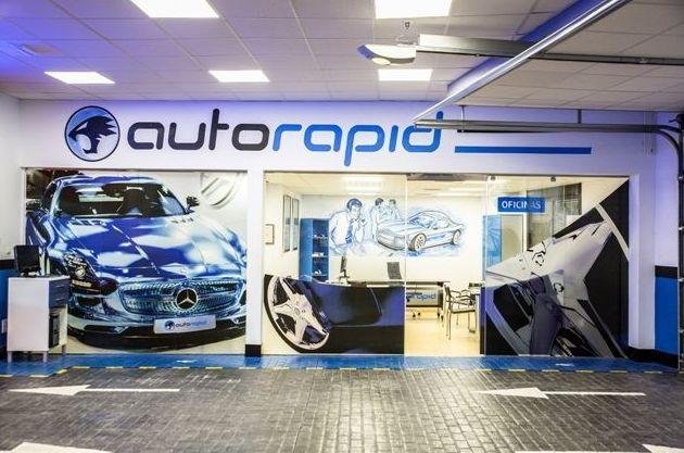 Auto Rapid. Taller de chapa y pintura