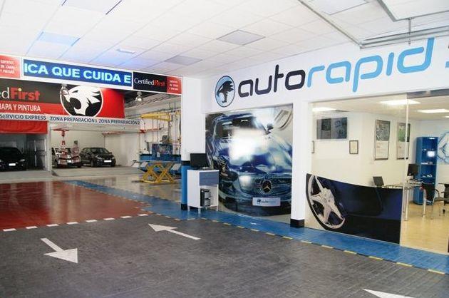 Soluciones rápidas para su automóvil en Jaén