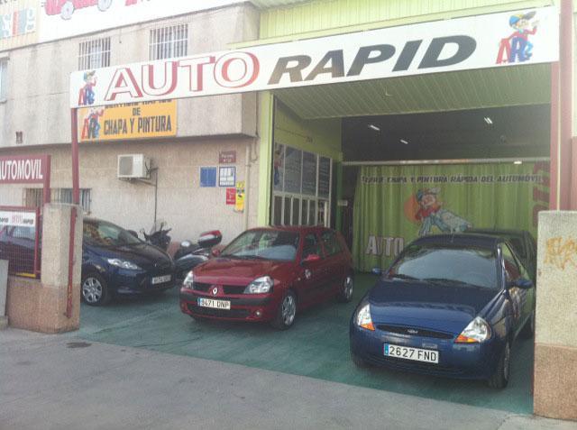 Picture 28 of Talleres de chapa y pintura in Jaén | Auto Rapid