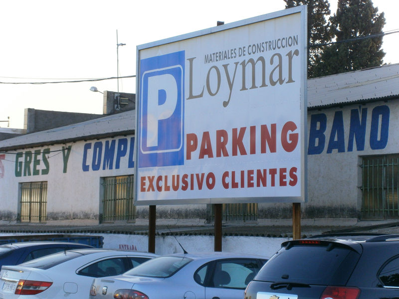 Parking exclusivo para clientes
