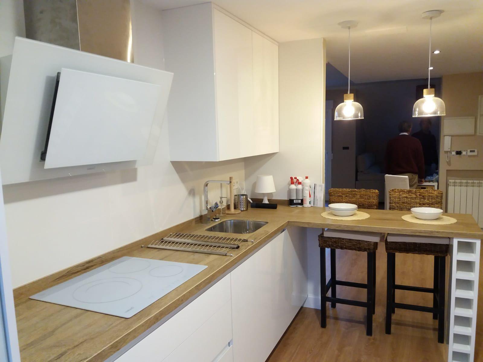 Muebles de cocina y baño Granada