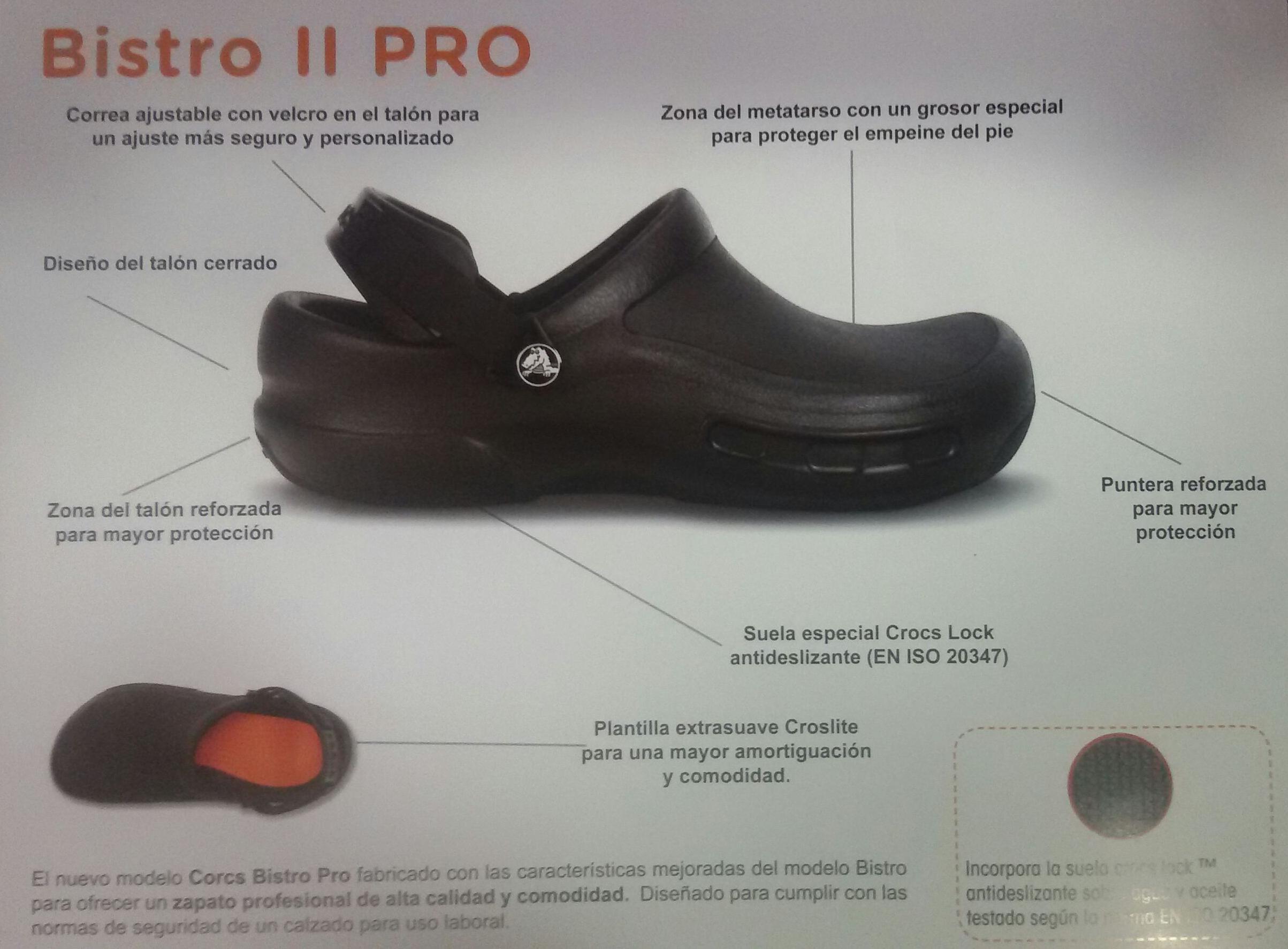 8876ec5bf Ropa Hosteleria Catalogo Trench Laboral Para Crocs De Zueco x11cwCSOq