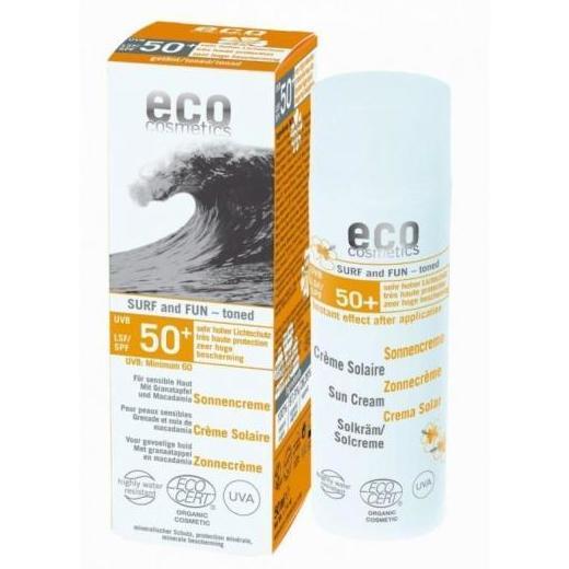 Protector solar factor 50 surf color ECOCOSMETICA 50ml: Productos de Bionatura