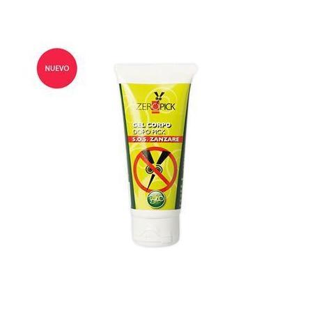 Gel corporal post-picaduras mosquitos ZEROPICK 50ml: Productos de Bionatura