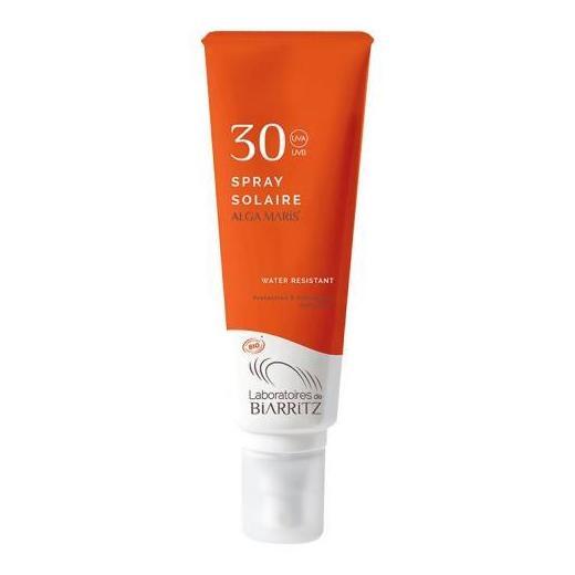 spray solar cara y cuerpo factor 30 ALGA MARIS 125ml: Productos de Bionatura