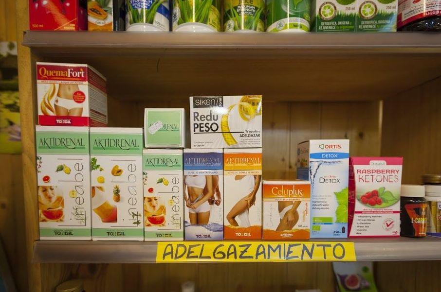 complementos dietéticos