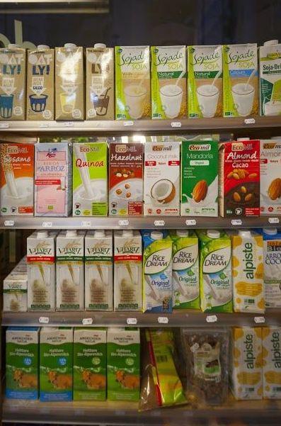 gama bebidas vegetales