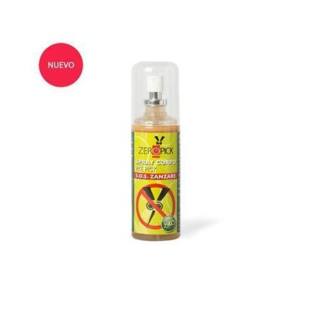 Kit spray corporal antimosquito ZEROPICK 100ml: Productos de Bionatura