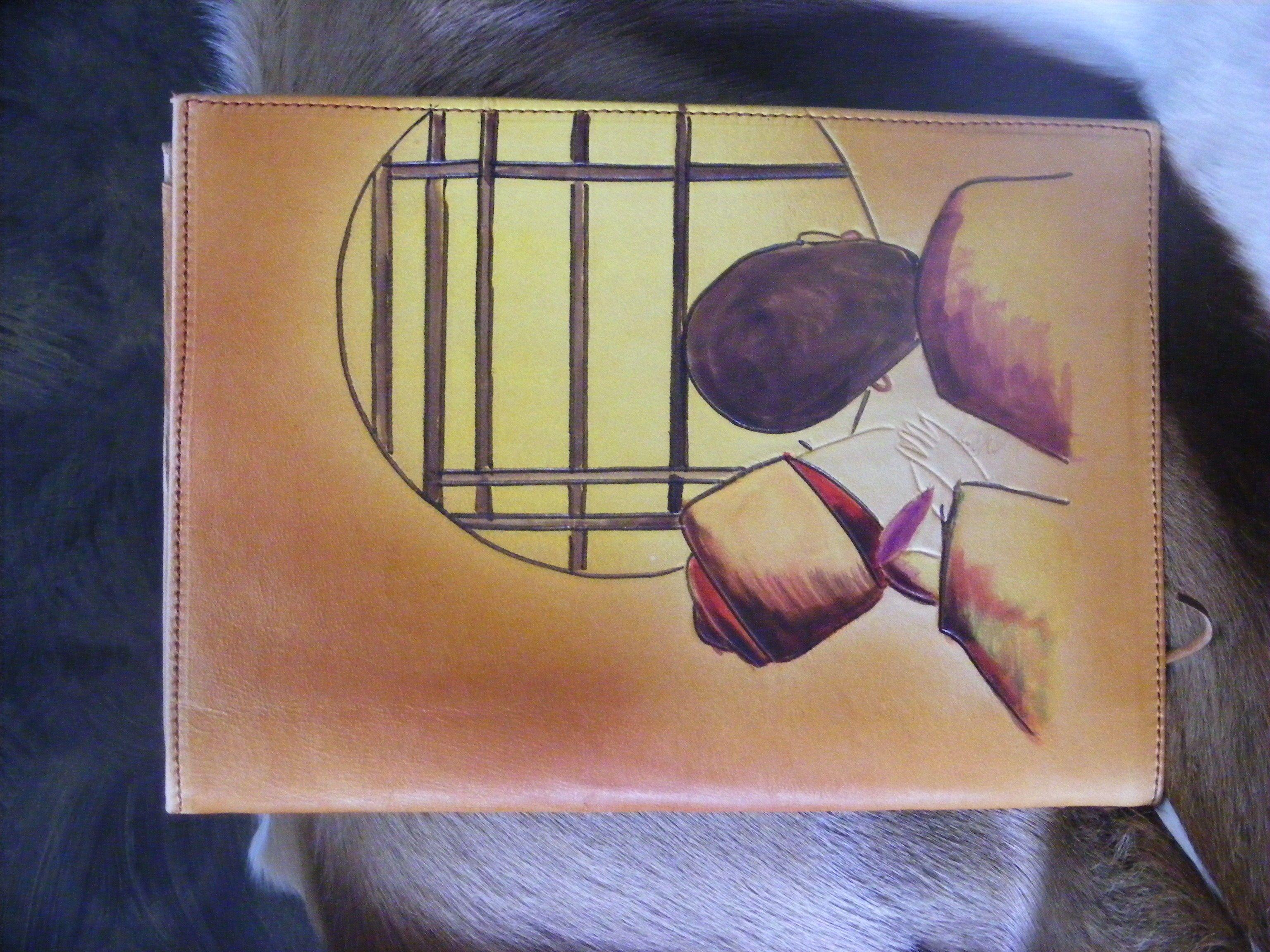 Cuadernos de piel en Alcobendas