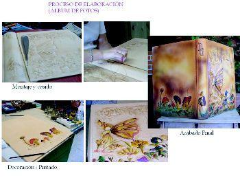 Artesanía en piel en Alcobendas