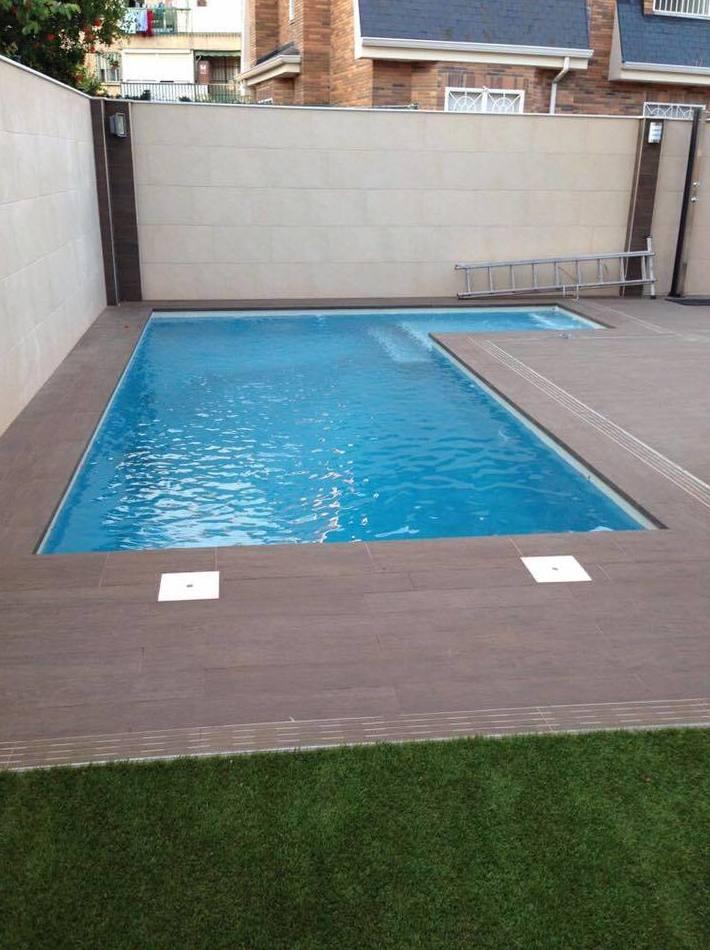 Foto 22 de Construcción de piscinas en Parla | Piscinas Aquaeski