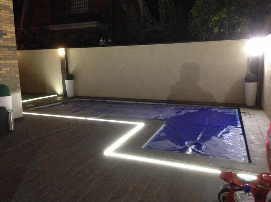 Foto 23 de Construcción de piscinas en Parla | Piscinas Aquaeski
