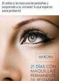 21 Días con Maquillajer Permanente de Pestañas