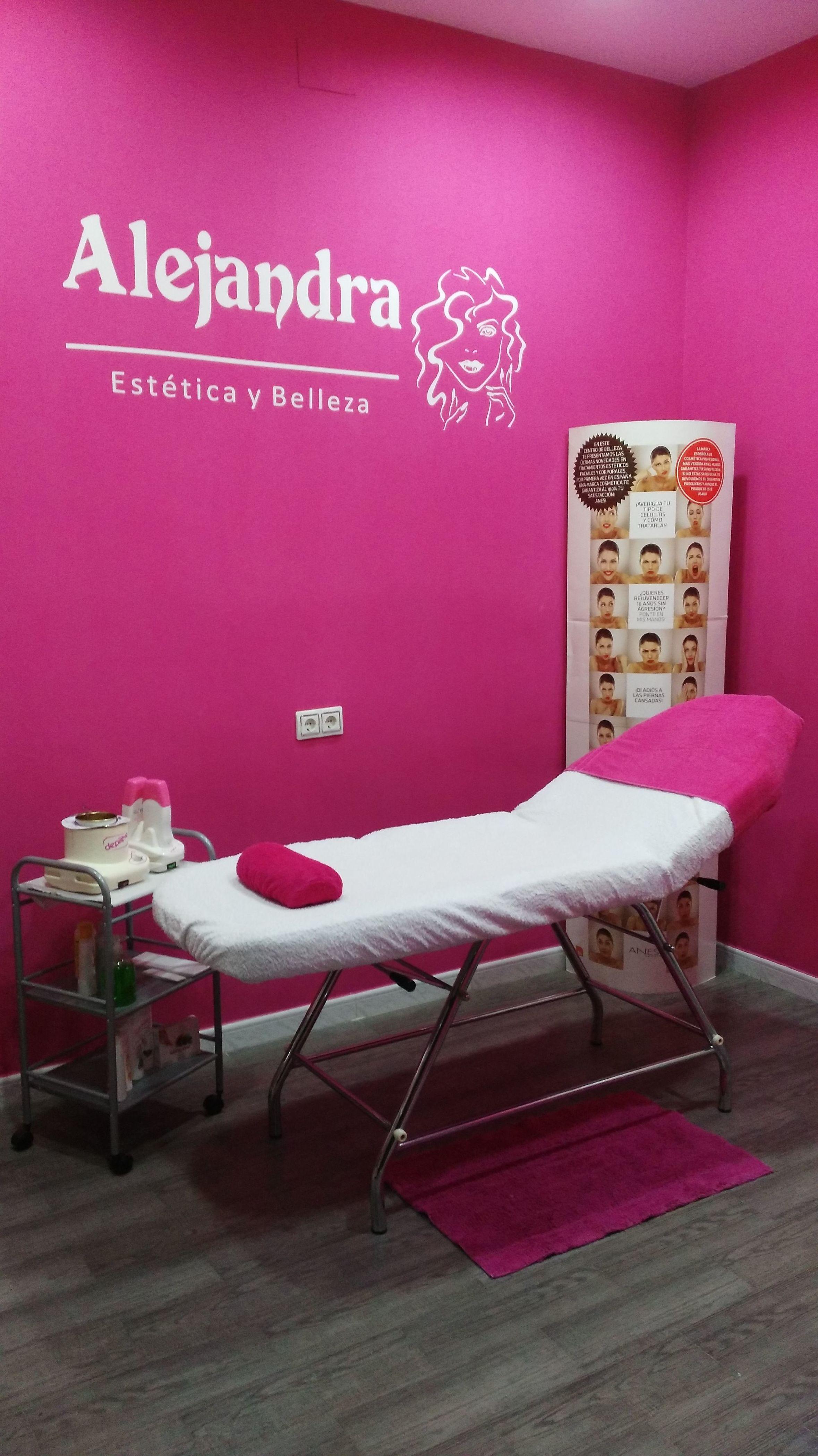 Foto 1 de Centro de estética y belleza en Tarancón en Tarancón | Alejandra Estética y Belleza