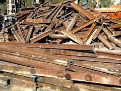 Servicio de recogida de chatarra: Catálogo de Recuperaciones de Metales y Chatarras Pipón