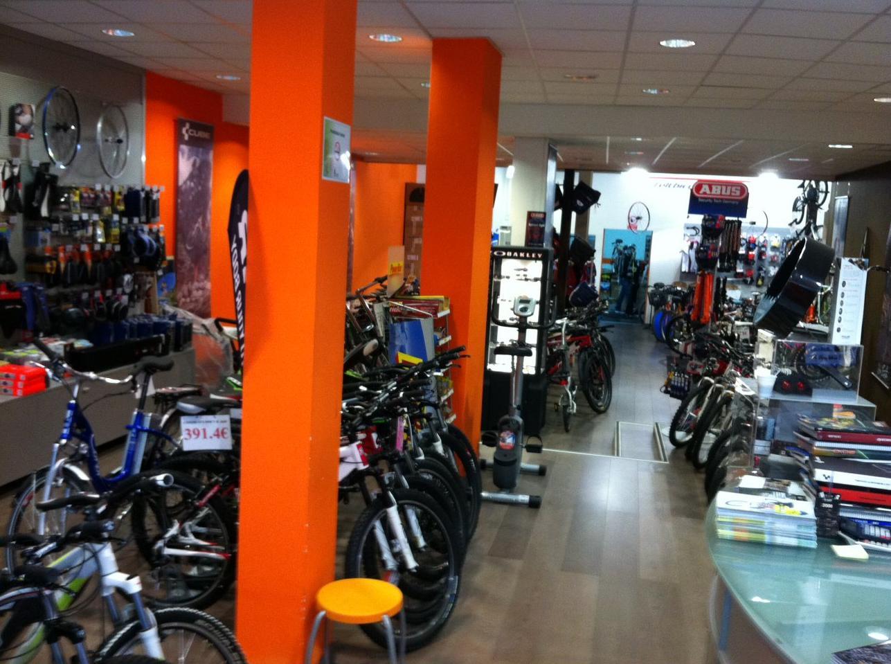 Foto 21 de Bicicletas en Valladolid | Apedales