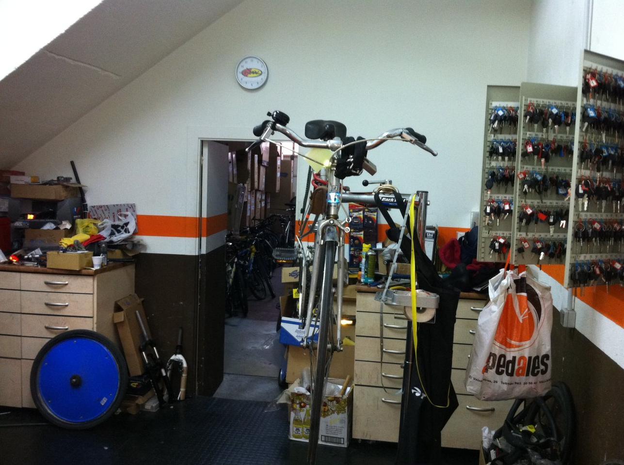 Foto 31 de Bicicletas en Valladolid | Apedales