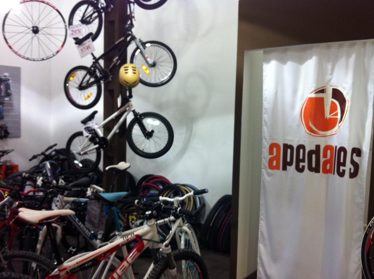 Foto 5 de Bicicletas en Valladolid | Apedales